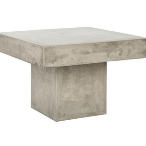 Cement Coffee Table, Indoor/outdoor- Like New for Sale in Shoreline, WA