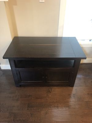World Market TV Stand (Solid Wood) for Sale in Issaquah, WA