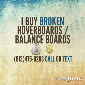 Hoverboards for Sale in Tampa, FL