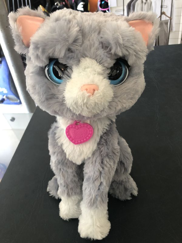 FurReal friends Bootsie the Cat from hasbro