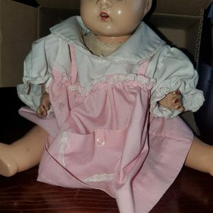 Vintage Composition Doll. for Sale in McHenry, IL