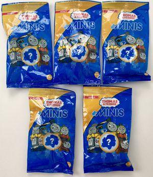 New Thomas & Friends Thomas Minis Single Surprise Five (5) Packs (Tarpon Springs) for Sale in Tarpon Springs, FL