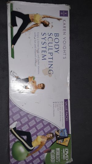 Body sculpting system for Sale in Chiloquin, OR
