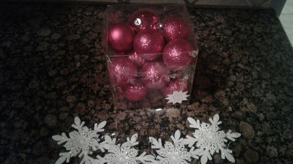 Ornaments shatter proof