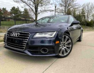 Rear AC and heat 2011 Audi A7 Quattro for Sale in Queens, NY