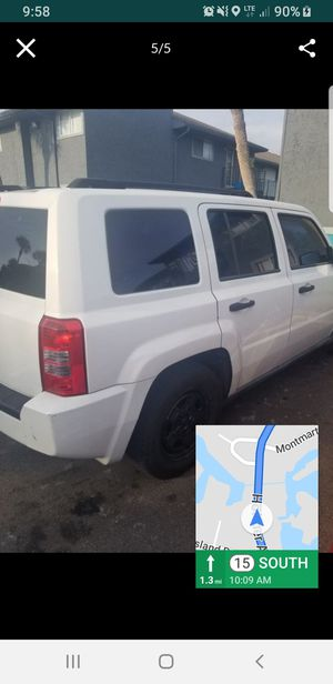 Jeep patriot 2009 , transmission problems ,no time to fix it for Sale in Orlando, FL