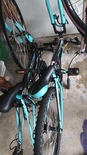 WOMEN'S OR MEN'S HUFFY TRAIL RUNNER MOUNTAIN BIKES for Sale in Port St. Lucie, FL