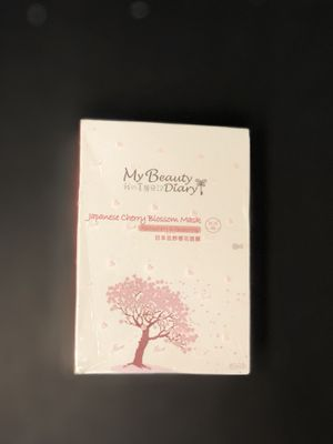 🌷 My Beauty Diary Face Mask - Japanese Cherry Blossom for Sale in Garden Grove, CA
