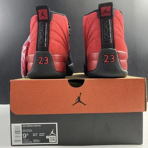 Jordan 12 Reverse Flu Game for Sale in Durham, NC