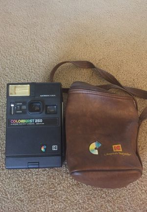 Polaroid comes with bag for Sale in Chula Vista, CA