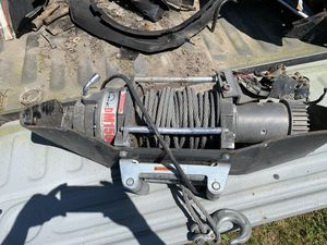 Warn Industries 15000lbs Winch M15000 for Sale in Vancouver, WA
