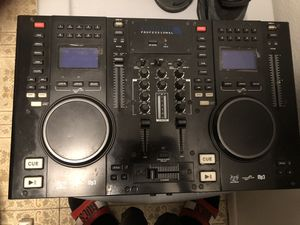 dj equipment/used for Sale in Largo, FL