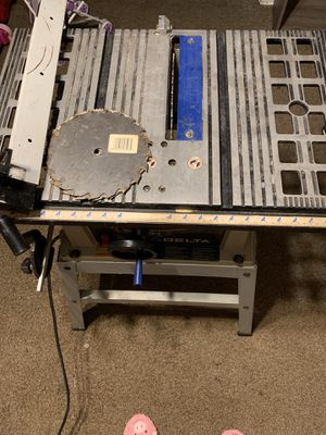 Table saw 10in for Sale in Cleveland, OH