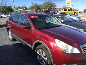 2011 Subaru outback for Sale in Jacksonville, FL