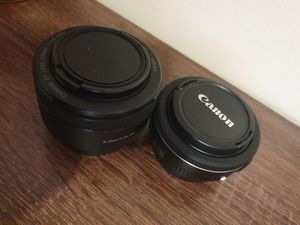 Canon lenses for Sale in Brooklyn, NY