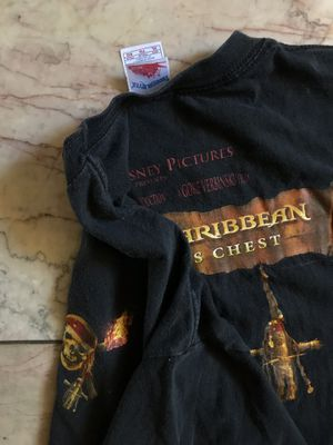 Disney PIRATES OF THE CARIBBEAN Promo Movie T-Shirt for Sale in Alameda, CA