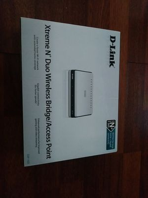 Wifi D link router for Sale in Los Angeles, CA