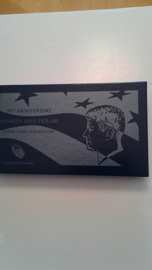 Kennedy half dollar 50th Anniversary set for Sale in Inverness, FL