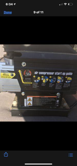 Air compressor for Sale in Vallejo, CA