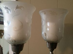Beautiful candle set for Sale in Eastman, GA