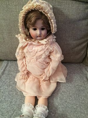 Antique composite doll from 1900's for Sale in Vail, AZ