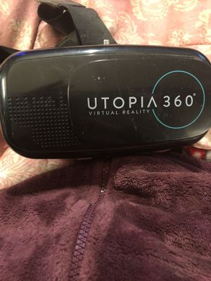 Utopia virtual reality 360 for Sale in Cardington, OH