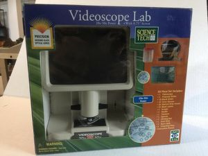 Microscope, video scope, science toy for Sale in Salem, VA