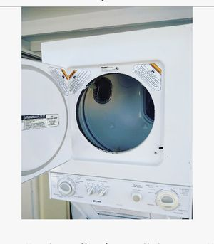 Washer and Dryer Stackable for Sale in Pompano Beach, FL