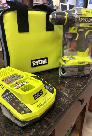 Ryobi Brushless hammer drill driver for Sale in Clermont, FL