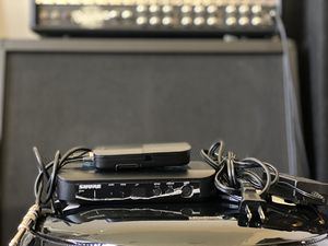 Shure guitar/bass wireless system for Sale in Los Angeles, CA