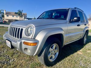 2004 Jeep Liberty limited for Sale in Riverside, CA