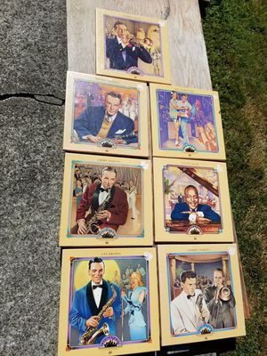 7 boxes with 2 albums per box for Sale in Everett, WA