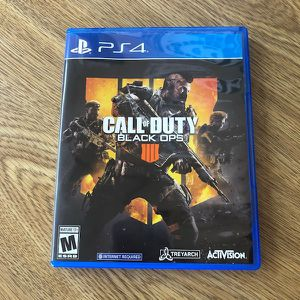 Call of duty black ops 4, PS4 for Sale in El Cajon, CA