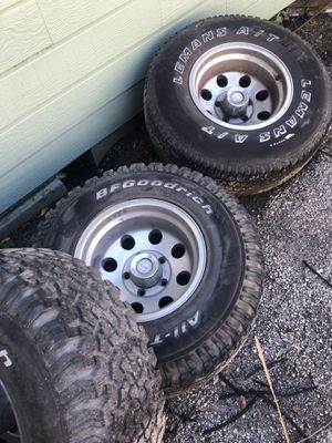 American Racing rims for Sale in Houston, TX