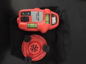 Black & Decker laser level for Sale in Ashburn, VA