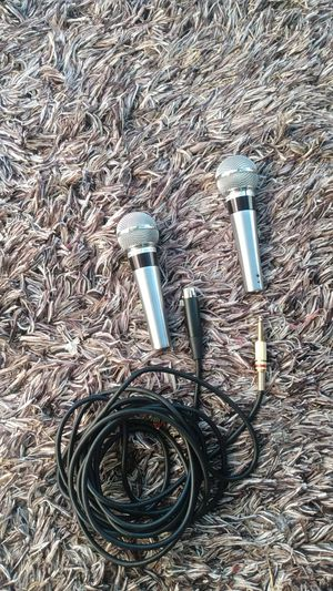 Unisphere I microphones. for Sale in Phoenix, AZ