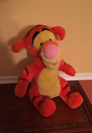 Disney Tiger with tag for Sale in Philadelphia, PA
