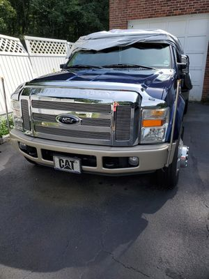 08 Ford, F450 Dually, King Ranch for Sale in Greenwich, CT