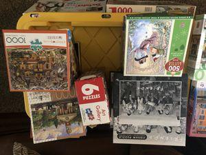 Puzzles for Sale in Artesia, CA