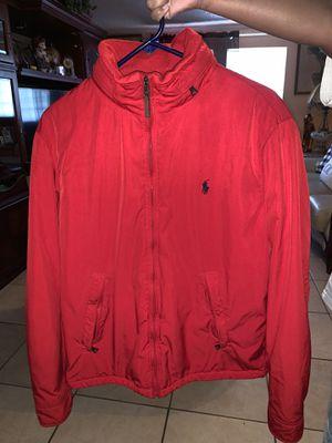 Polo Ralph Lauren Jacket Size M for Sale in Lakeland, FL