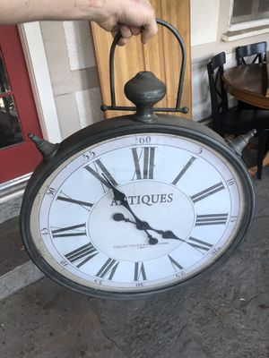 Antique Wall Clock for Sale in Lake Arrowhead, CA