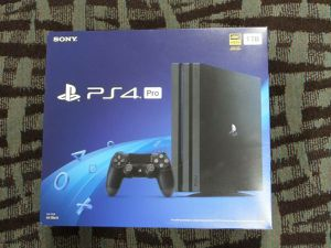 Playstation 4 Pro (PS4 Pro) 1TB Bundle---Brand New/Sealed! for Sale in Osseo, MN