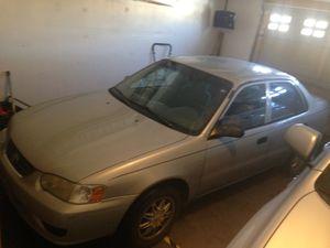 2002 Toyota Corolla CE for Sale in Aurora, CO
