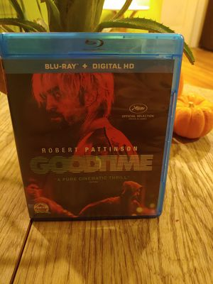 Good Time Blu-ray (no digital code) for Sale in South Pasadena, CA