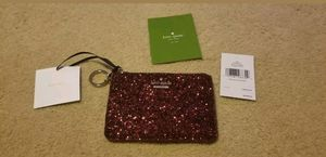 Brand New Kate Spade Glitter Coin Purse for Sale in Germantown, MD