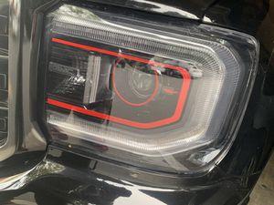 2018 gmc headlights for Sale in Santa Ana, CA