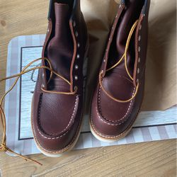 Red Wing Men's Boots Size 9 E2 New for Sale in Montclair,  CA