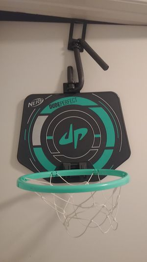 Dude perfect mini basketball net for kids for Sale in Fountain Valley, CA
