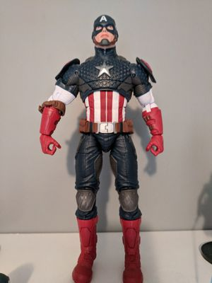 Marvel Legends Captain America Figure for Sale in Snellville, GA