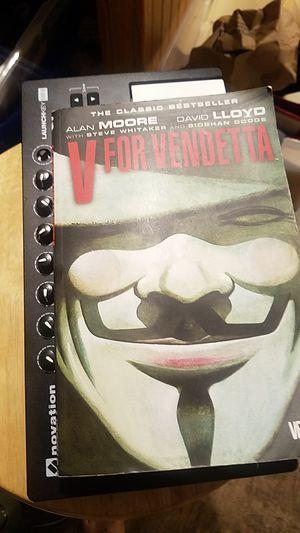 V for Vendetta Comic for Sale in Milford, DE